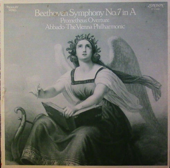 Ludwig van Beethoven - Beethoven Symphony No. 7 In A / Prometheus Overture
