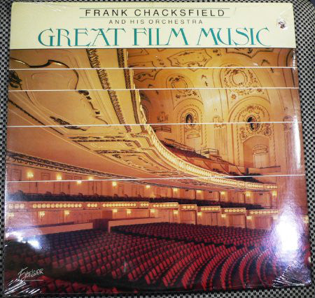 Frank Chacksfield & His Orchestra - Great Film Music