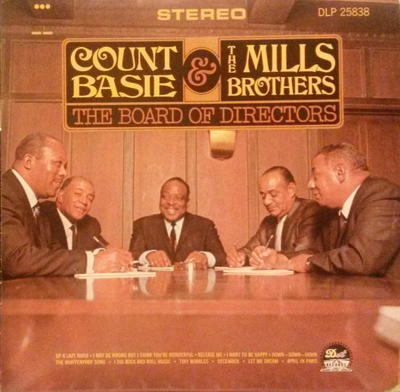 Count Basie - The Board Of Directors