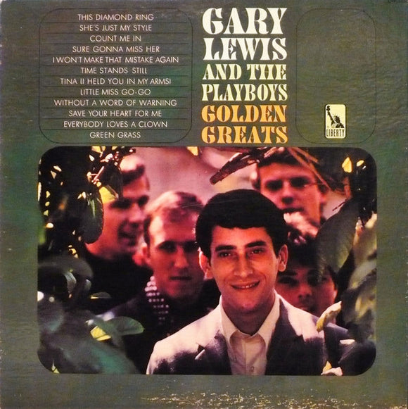 Gary Lewis & The Playboys - Golden Greats