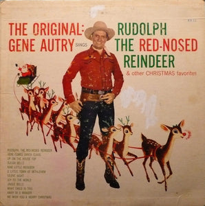 Gene Autry - Sings Rudolph The Red Nosed Reindeer & Other Christmas Favorites