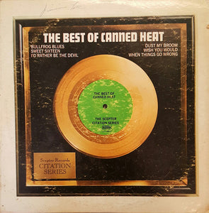 Canned Heat - The Best Of Canned Heat