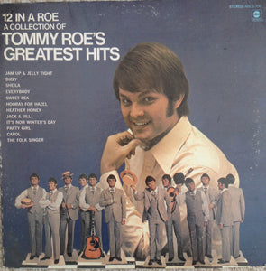 Tommy Roe - 12 In A Roe