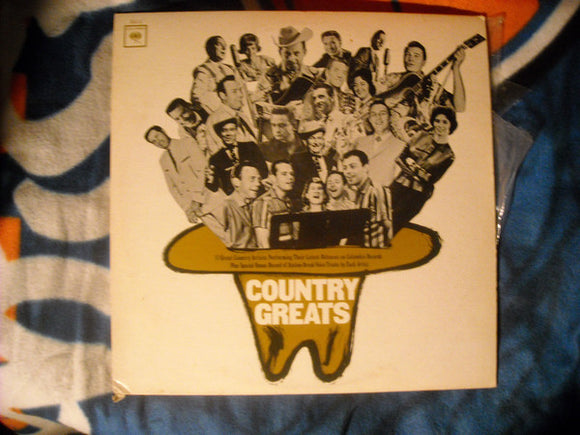 Various - Country Greats