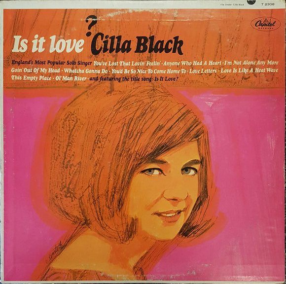 Cilla Black - Is It Love?