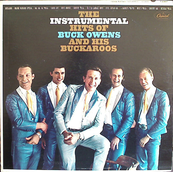 Buck Owens - Instrumental Hits
