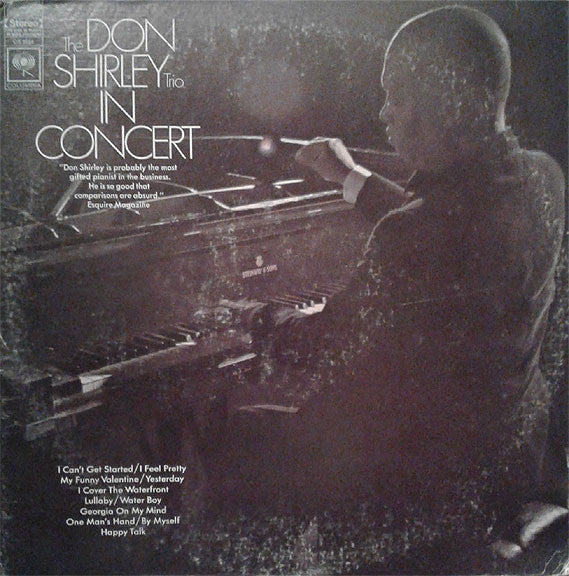 Don Shirley - In Concert