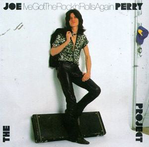 The Joe Perry Project - I've Got The Rock 'N' Rolls Again