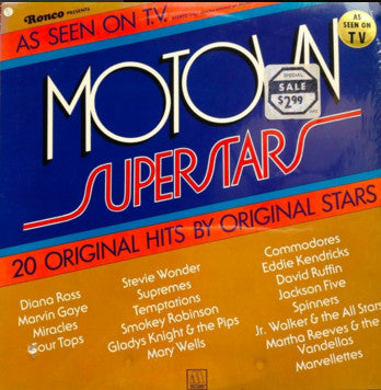 Various - Motown Superstars