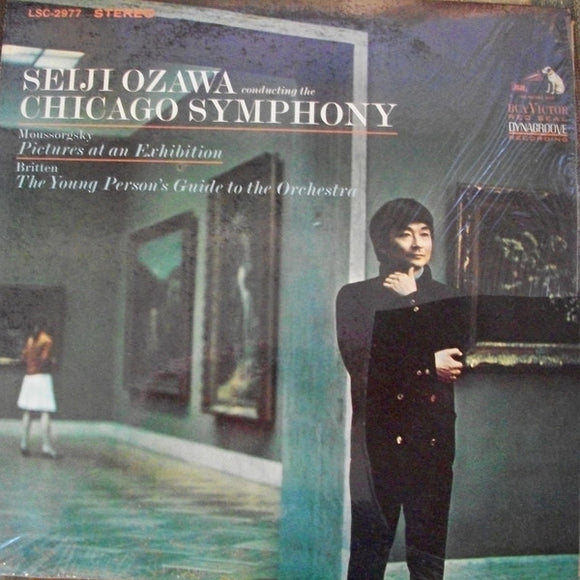 Seiji Ozawa - Mussorgsky - Pictures At An Exhibition