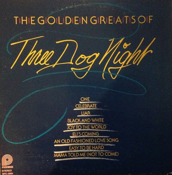 Three Dog Night - The Golden Greats Of Three Dog Night