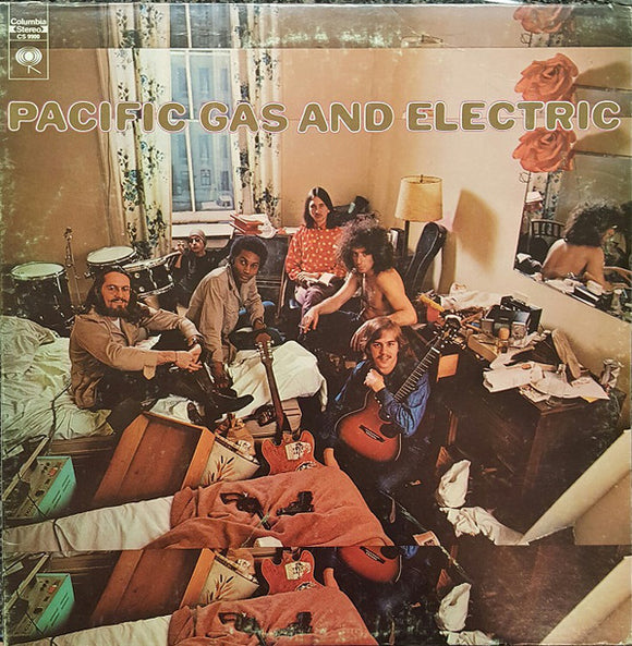 Pacific Gas & Electric - Pacific Gas And Electric
