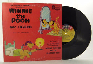Various - Winnie The Pooh And Tigger