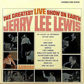 Jerry Lee Lewis - The Greatest Live Show On Earth