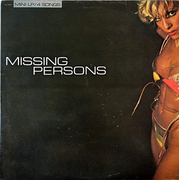 Missing Persons - Missing Persons