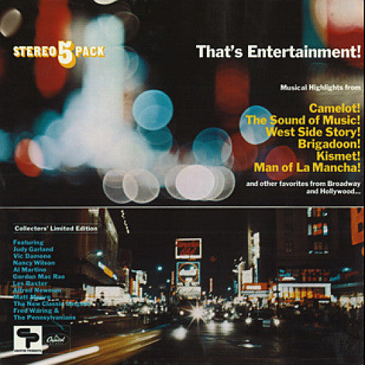 Various - That's Entertainment!