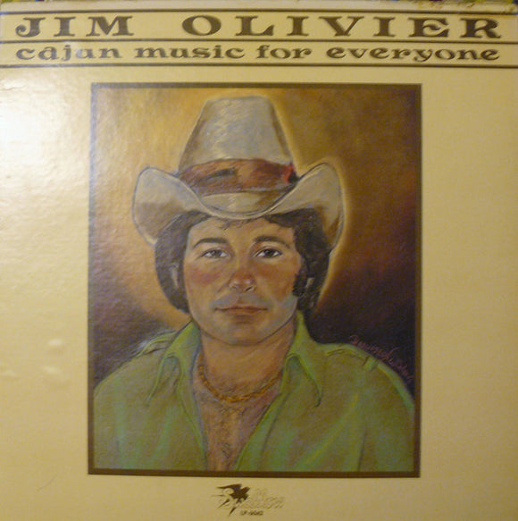 Jim Olivier - Cajun Music For Everyone