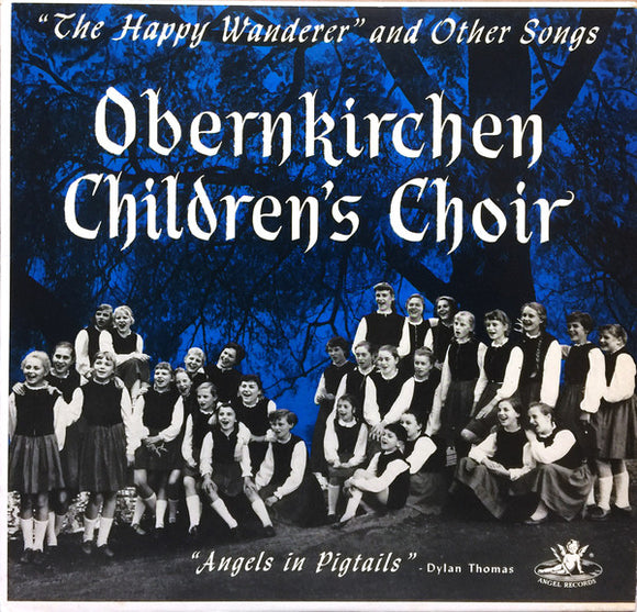 Obernkirchen Children's Choir - The Happy Wanderer