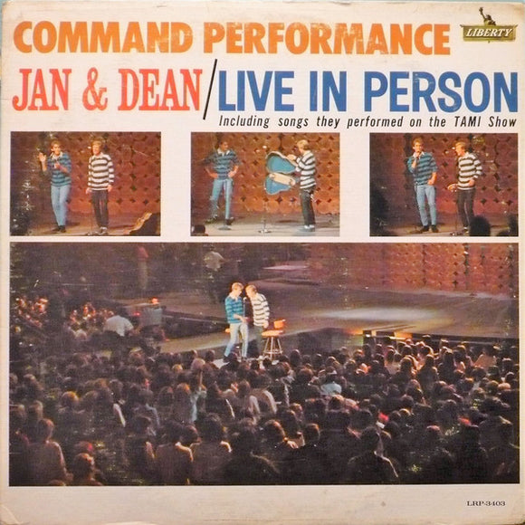 Jan & Dean - Command Performance