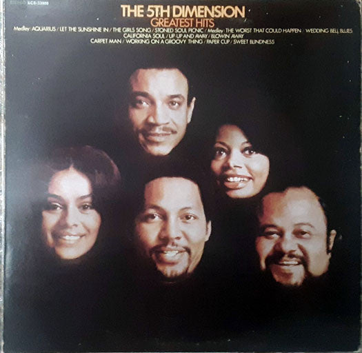 The Fifth Dimension - Greatest Hits