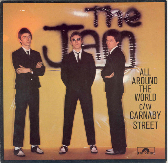 The Jam - All Around The World