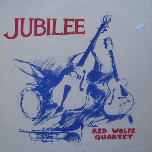 The Red Wolfe Quartet - Jubilee
