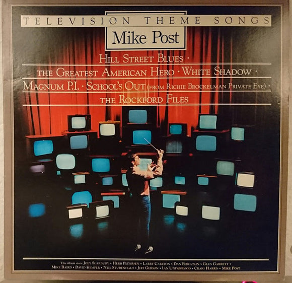 Mike Post - Television Theme Songs