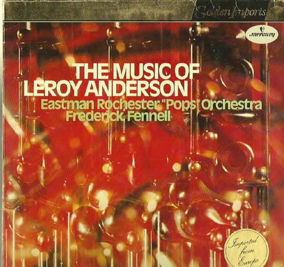 Leroy Anderson - The Music Of Leroy Anderson