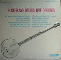 Various - Bluegrass Oldies But Goodies
