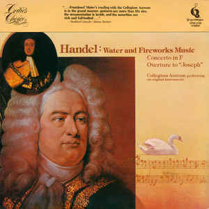 Handel - Water and Fireworks Music