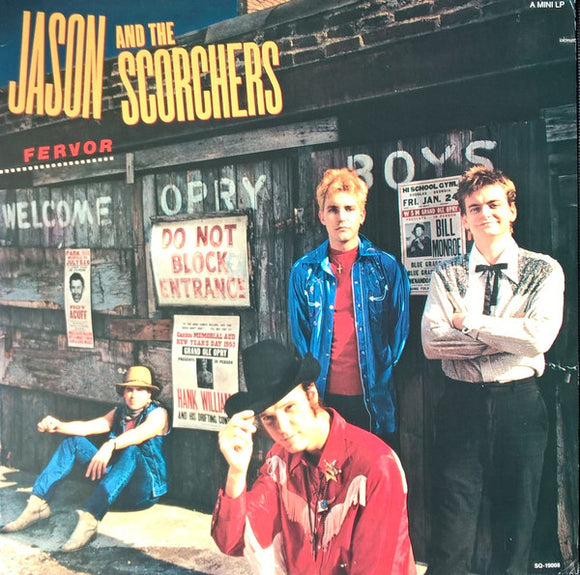 Jason & The Scorchers - Fervor