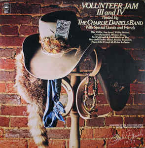 The Charlie Daniels Band - Volunteer Jam III And IV