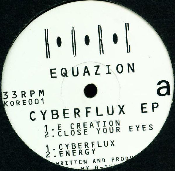 Equazion - Cyberflux E.P.