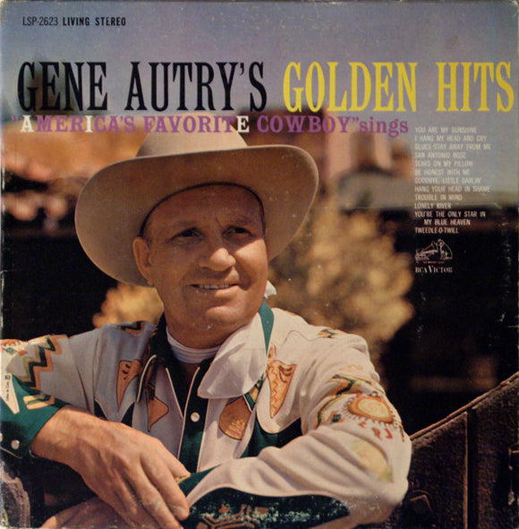Gene Autry - Gene Autry's Golden Hits