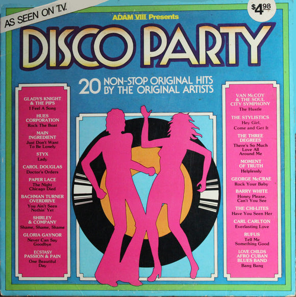 Various - Disco Party