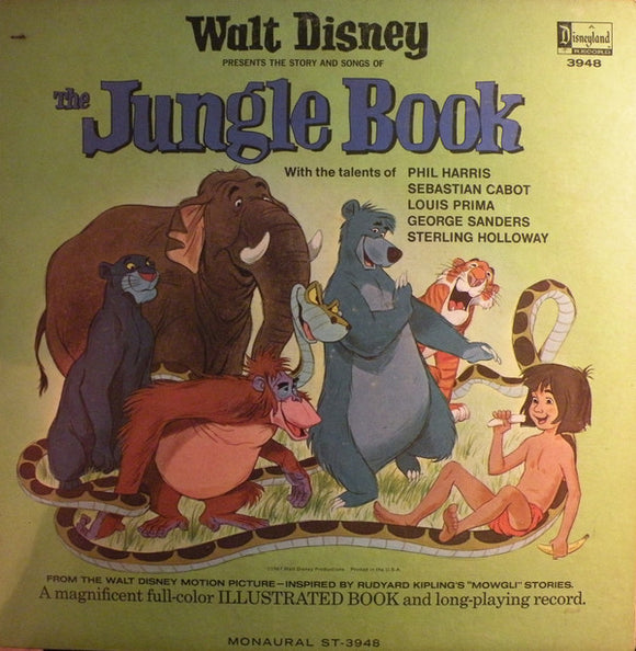 Phil Harris - The Jungle Book