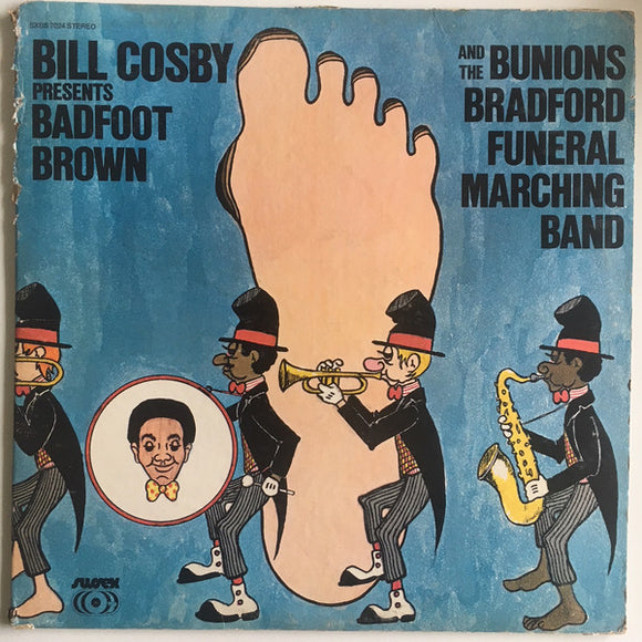 Bill Cosby - Badfoot Brown