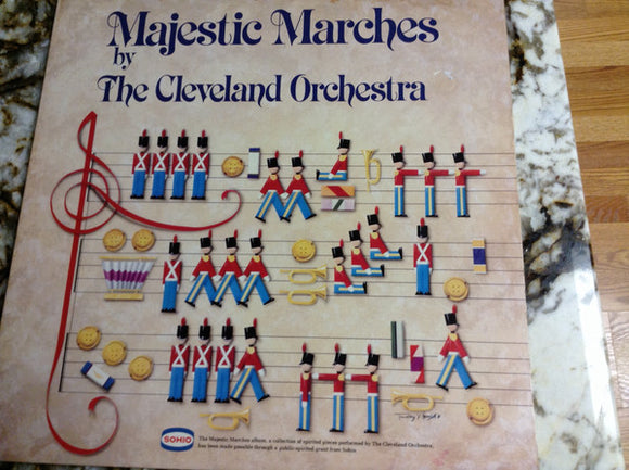 The Cleveland Orchestra - Majestic Marches
