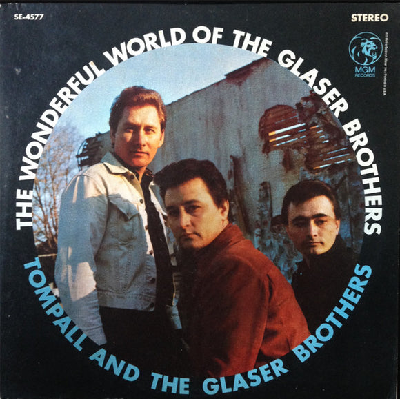 Tompall Glaser - The Wonderful World