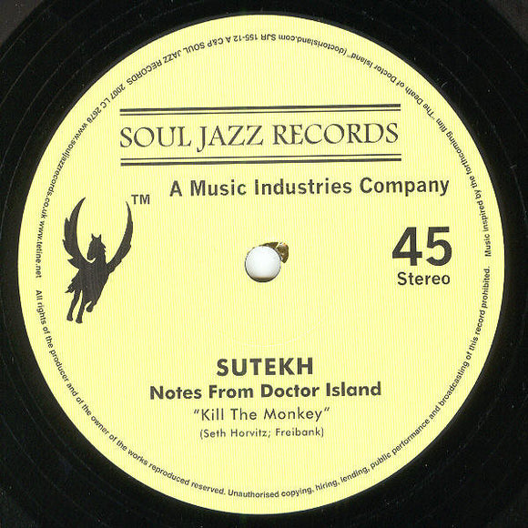 Sutekh - Notes From Doctor Island