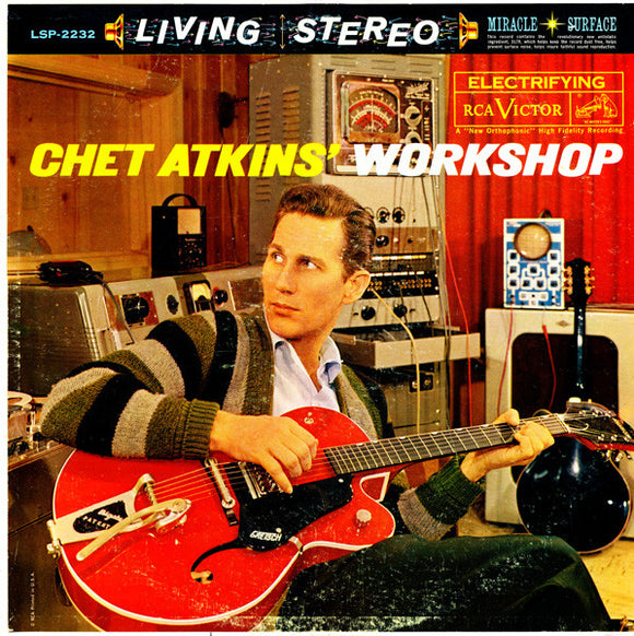 Chet Atkins - Chet Atkins' Workshop
