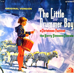 The Harry Simeone Chorale - The Little Drummer Boy