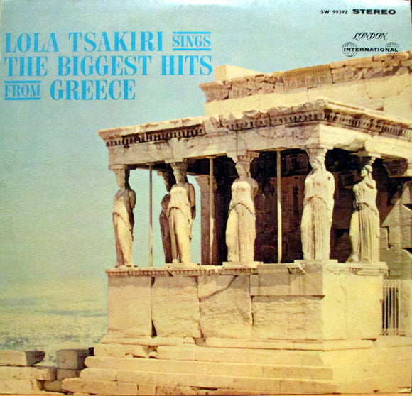 Lola Tsakiri - Biggest Hits From Greece