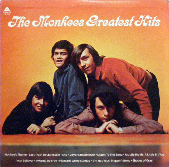 The Monkees - The Monkees Greatest Hits