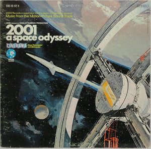 Various - 2001- A Space Odyssey