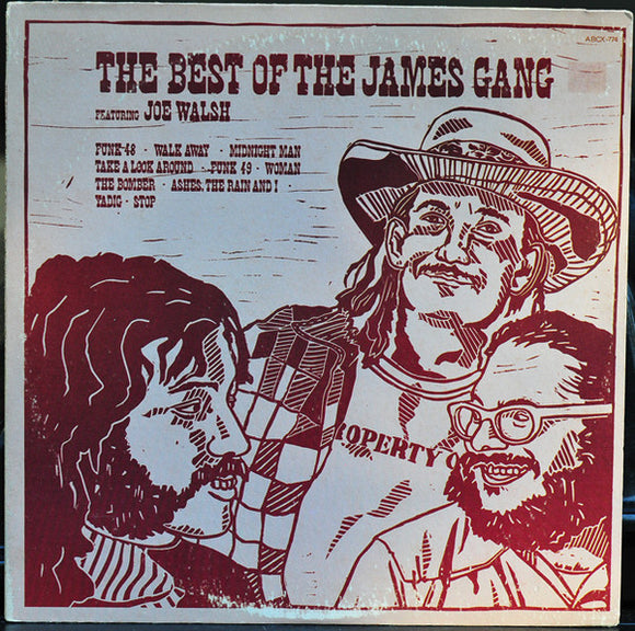 James Gang - The Best Of The James Gang Featuring Joe Walsh