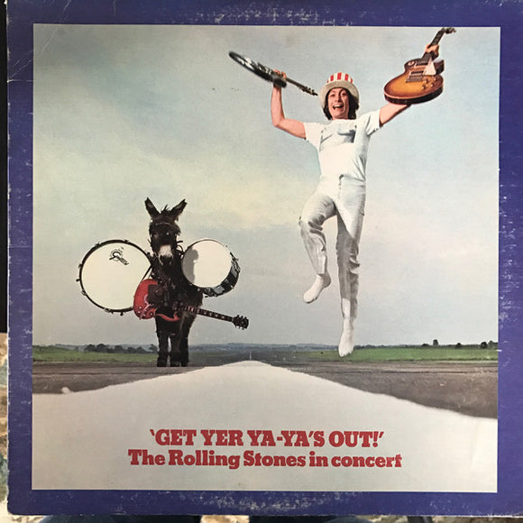 The Rolling Stones - Get Yer Ya-Ya's Out!