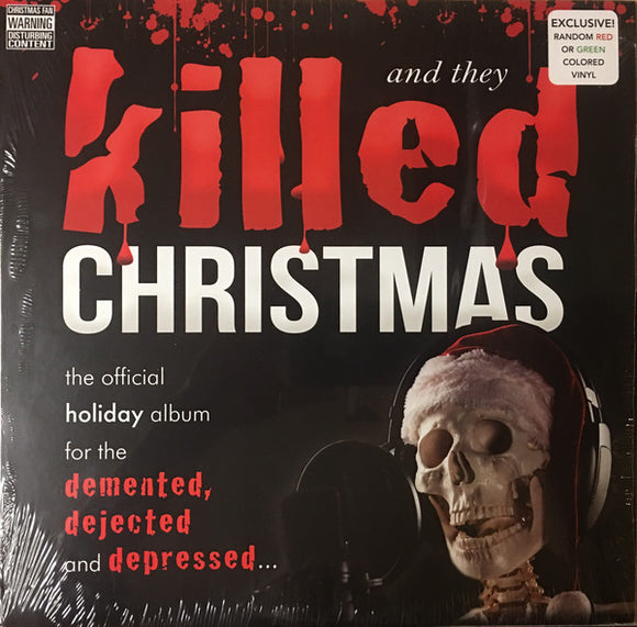 Various - And They Killed Christmas