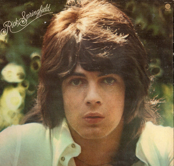 Rick Springfield - Beginnings