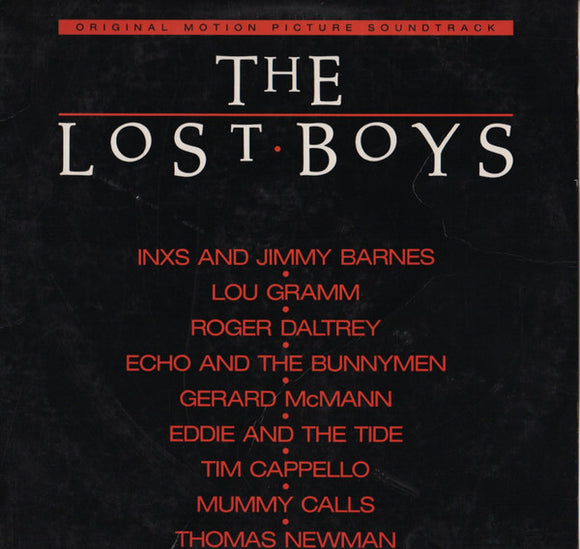 Various - The Lost Boys - Original Motion Picture Soundtrack